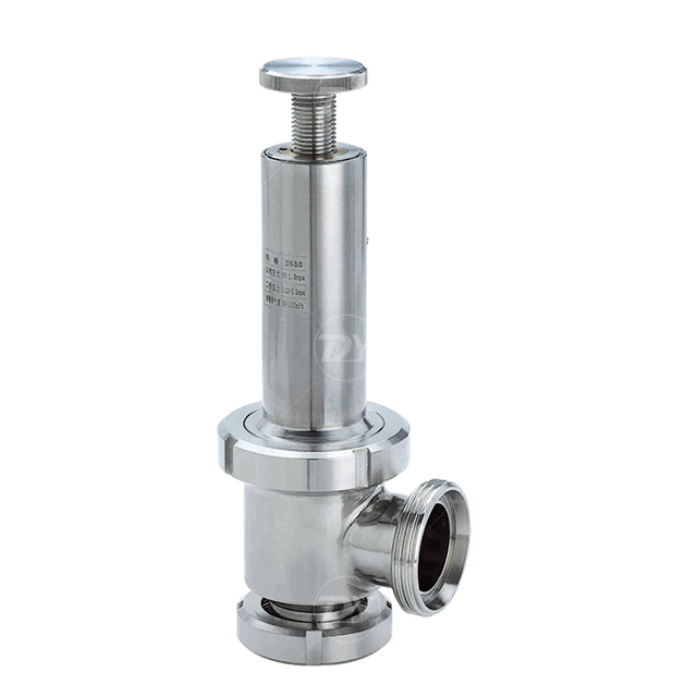 Sanitary Stainless Steel Pressure Relief Valve