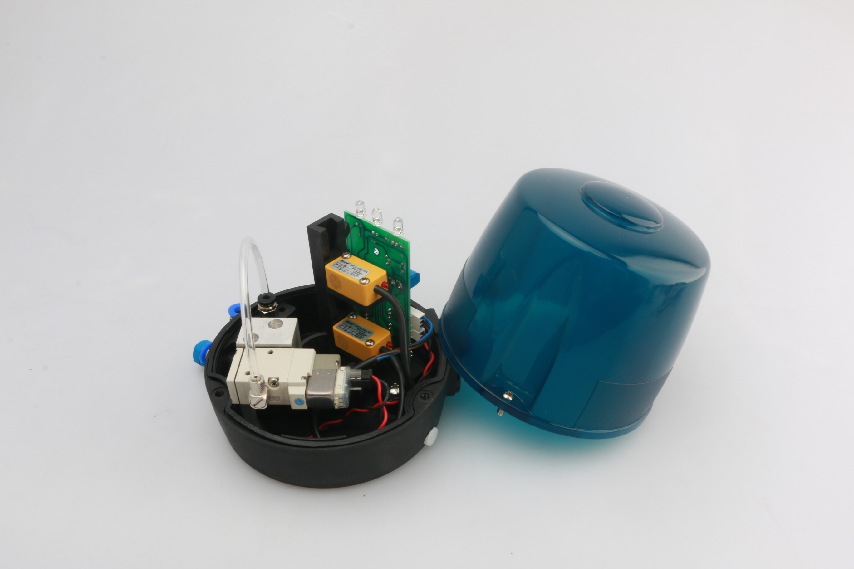 China Intelligent C-TOP control box head for vertical