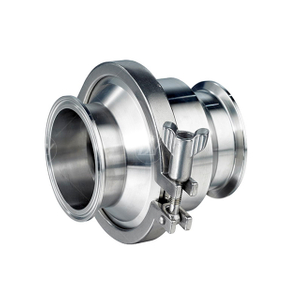 Sanitary Stainless Steel Clamped End Check Valve