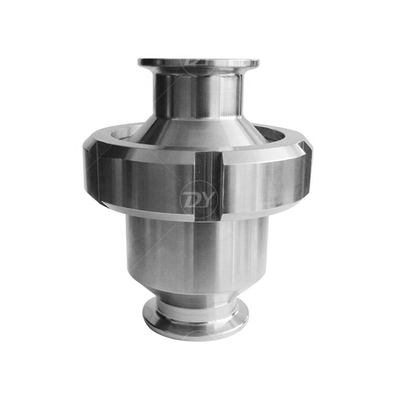 Stainless Steel Hygienic Union Type Clamped Check Valve