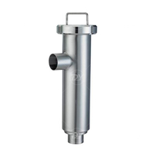 Stainless Steel Sanitary Angle Type Strainer